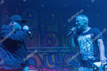 Editorial image of Happy Mondays in concert at the O2 Academy, Leeds, UK - 06 Dec 2019