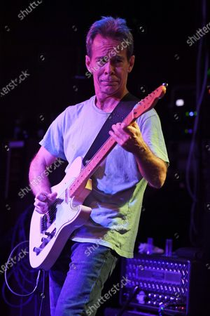 Editorial photo of Tim Reynolds in concert at Funky Biscuit, Boca Raton, USA - 06 Dec 2019