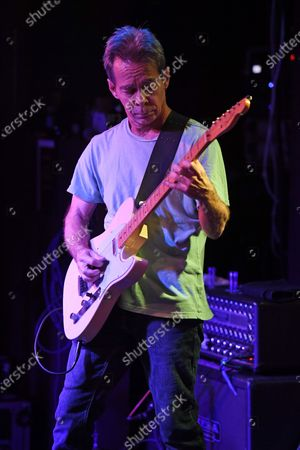 Editorial picture of Tim Reynolds in concert at Funky Biscuit, Boca Raton, USA - 06 Dec 2019
