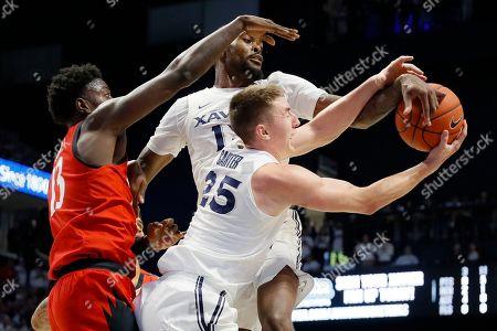 Editorial photo of Xavier Basketball, Cincinnati, USA - 07 Dec 2019