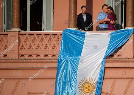 Editorial image of Macri, Buenos Aires, Argentina - 07 Dec 2019