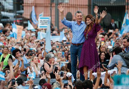 Editorial photo of Macri, Buenos Aires, Argentina - 07 Dec 2019