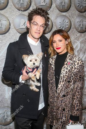 Editorial photo of Brooks Brothers Holiday Party, Arrivals, Los Angeles, USA - 07 Dec 2019