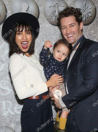 Editorial image of Brooks Brothers Holiday Party, Arrivals, Los Angeles, USA - 07 Dec 2019
