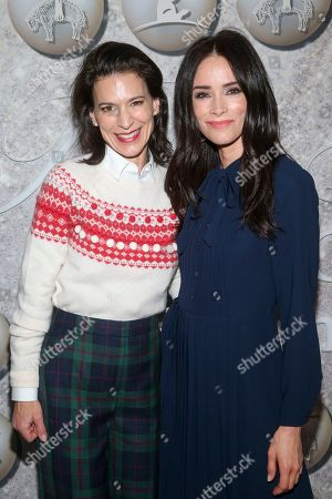 Perrey Reeves and Abigail Spencer