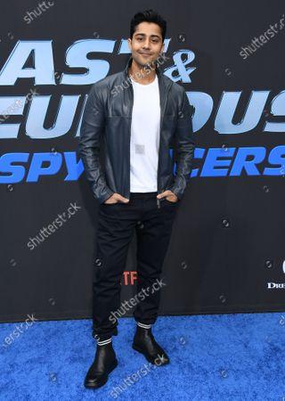 Editorial photo of 'Fast & Furious: Spy Racers' premiere, Arrivals,  AMC Universal City Walk, Los Angeles, USA - 07 Dec 2019