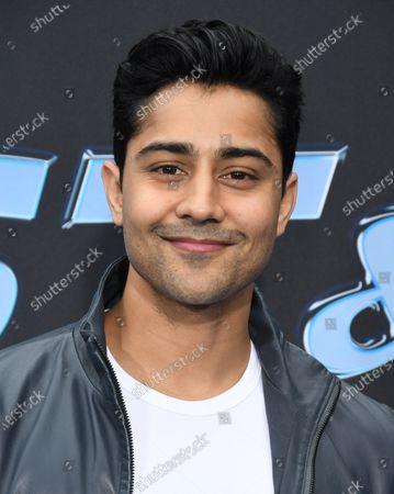 Stock Photo of Manish Dayal