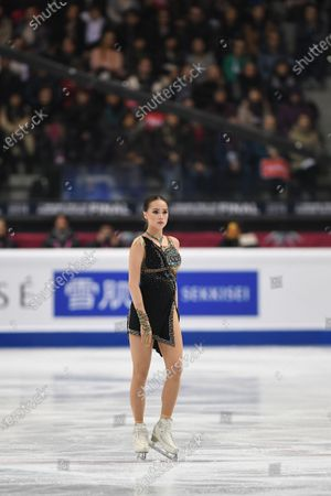 Editorial picture of ISU Grand Prix of Figure Skating, Day 3, Turin, Italy - 07 Dec 2019