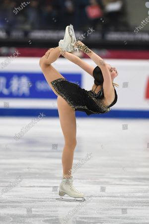 Editorial photo of ISU Grand Prix of Figure Skating, Day 3, Turin, Italy - 07 Dec 2019