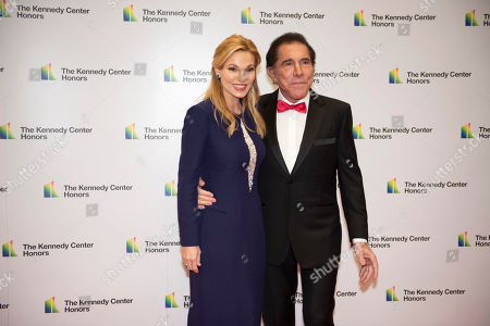 Editorial picture of 2019 Kennedy Center Honors, Washington, USA - 07 Dec 2019