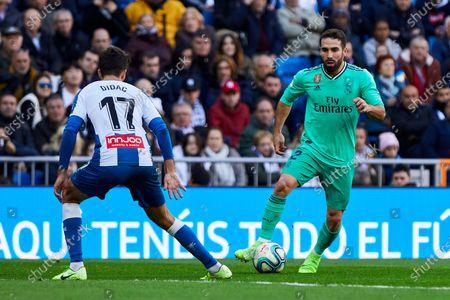 Editorial picture of Real Madrid v Espanyol, La Liga, Football, Santiago Bernabeu stadium, Madrid, Spain - 07 Dec 2019
