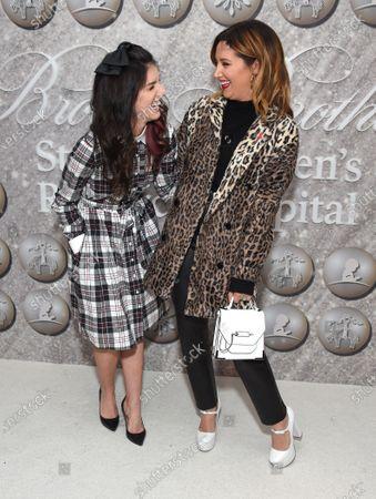 Shenae Grimes and Ashley Tisdale