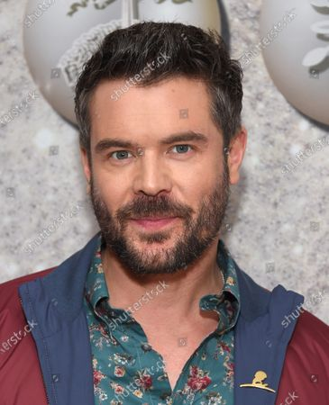Stock Picture of Charlie Weber
