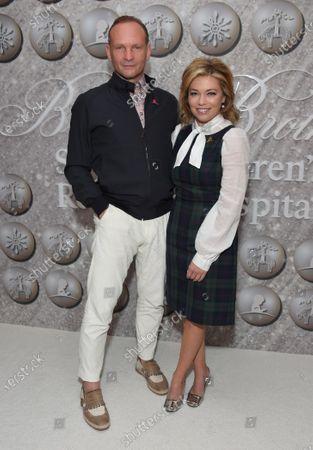 Andrew Howard and Lauren Sivan