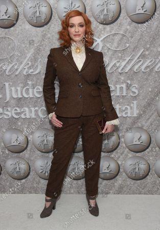 Stock Photo of Christina Hendricks