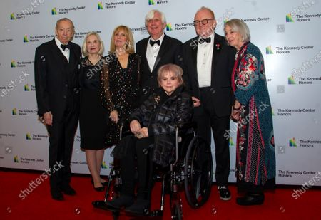 Editorial image of Kennedy Center Honors Artist's Dinner in Washington - Arrivals, USA - 07 Dec 2019