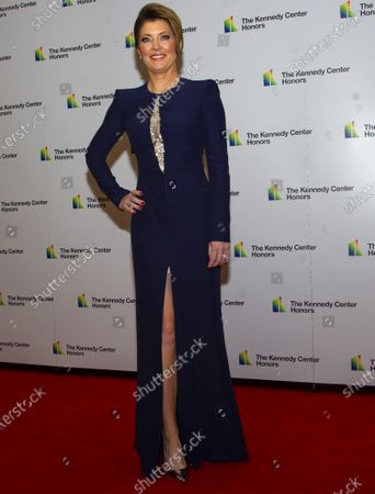 CBS Evening News anchor Norah O'Donnell arrives for the Artist's Dinner, honoring the recipients of the 42nd Annual Kennedy Center Honors, at the United States Department of State in Washington, DC, USA, 07 December 2019. The 2019 honorees were Earth, Wind & Fire, Sally Field, Linda Ronstadt, Sesame Street and Michael Tilson Thomas.