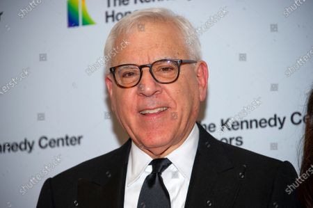 David Rubenstein arrives for the Artist's Dinner, honoring the recipients of the 42nd Annual Kennedy Center Honors, at the United States Department of State in Washington, DC, USA, 07 December 2019. The 2019 honorees were Earth, Wind & Fire, Sally Field, Linda Ronstadt, Sesame Street and Michael Tilson Thomas.