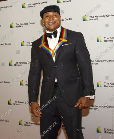 LL Cool J arrives for the Artist's Dinner, honoring the recipients of the 42nd Annual Kennedy Center Honors, at the United States Department of State in Washington, DC, USA, 07 December 2019. The 2019 honorees were Earth, Wind & Fire, Sally Field, Linda Ronstadt, Sesame Street and Michael Tilson Thomas.