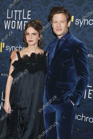 Emma Watson and James Norton