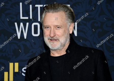 """Bill Pullman attends the premiere of """"Little Women"""" at the Museum of Modern Art, in New York"""