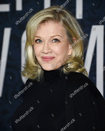 """Diane Sawyer attends the premiere of """"Little Women"""" at the Museum of Modern Art, in New York"""
