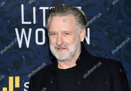 """Stock Photo of Bill Pullman attends the premiere of """"Little Women"""" at the Museum of Modern Art, in New York"""