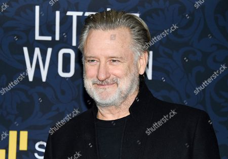 """Stock Picture of Bill Pullman attends the premiere of """"Little Women"""" at the Museum of Modern Art, in New York"""