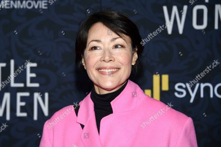 "Ann Curry attends the premiere of ""Little Women"" at the Museum of Modern Art, in New York"