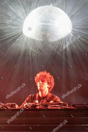 Stock Photo of Jamie xx