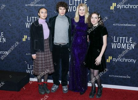 Ellery Harper, Laura Dern, Jaya Harper