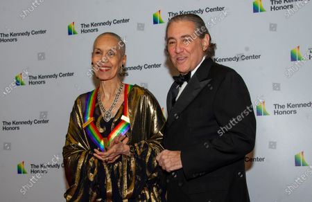 Editorial photo of Kennedy Center Honors recipients, Washington DC, USA - 07 Dec 2019