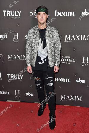 Editorial picture of Maxim December Issue Party, Art Basel, The Delano Hotel, Miami, USA - 07 Dec 2019