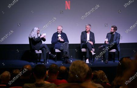 Thelma Adams, Jonathan Pryce, Anthony McCarten, Jonathan Eirich