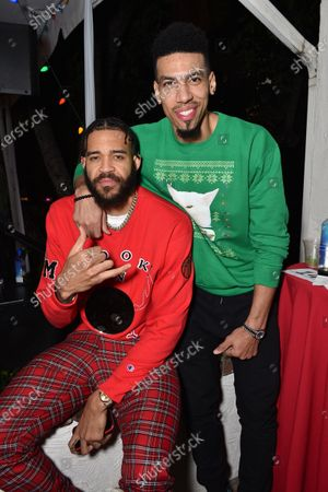 JaVale McGee and Danny Green