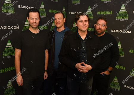 Jimmy Eat World - Tom Linton, Rick Burch, Jim Adkins and Zach Lind