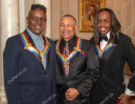 Editorial photo of Kennedy Center Honors Artist's Dinner in Washington, USA - 07 Dec 2019
