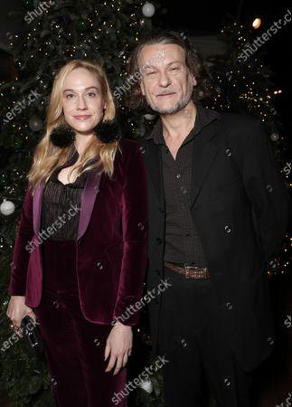 Editorial photo of Amazon Studios Holiday Party, Los Angeles, USA - 07 Dec 2019