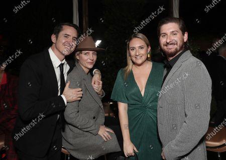 Editorial image of Amazon Studios Holiday Party, Los Angeles, USA - 07 Dec 2019