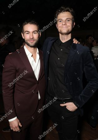Stock Image of Chace Crawford,