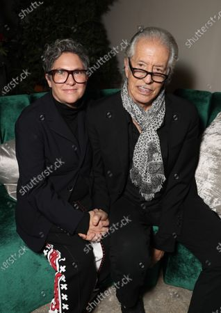 Stock Picture of Jill Soloway, Richard Perry
