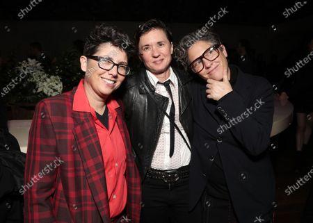 Faith Soloway, Kimberley Pierce, Jill Soloway
