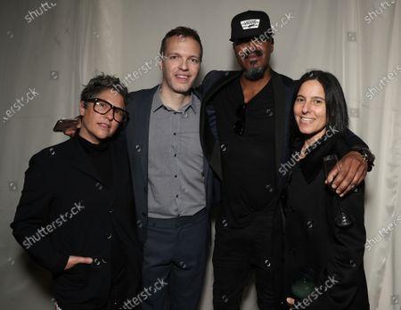 Jill Soloway, Amazon Studios Head of Drama Marc Resteghini, Little Marvin, Andrea Sperling