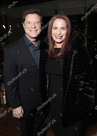 Stock Picture of Marc Robinson, Donna Rosenstein