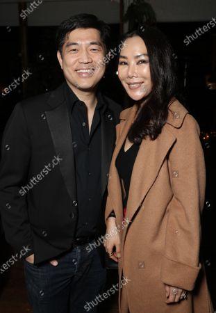 Albert Cheng, Dori Cheng