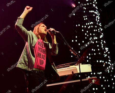 Editorial picture of KROQ Almost Acoustic Christmas 2019, Show, Honda Center, Los Angeles, USA - 07 Dec 2019