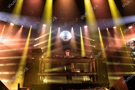 Stock Picture of Intersect Music Festival - Jamie xx