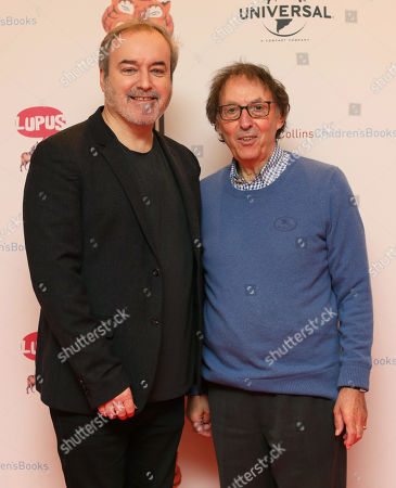 Editorial photo of 'The Tiger Who Came to Tea' film screening, London, UK - 08 Dec 2019