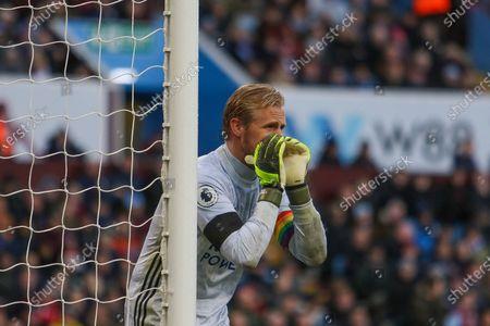 Editorial image of Aston Villa v Leicester City, Premier League - 08 Dec 2019