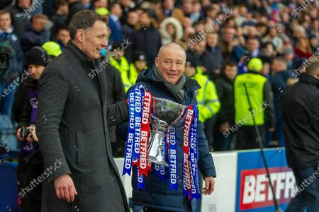 Editorial picture of Rangers v Celtic, Betfred Scottish League Cup., Cup Final - 08 Dec 2019